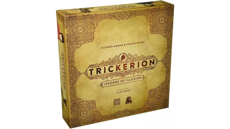 Trickerion - Légende de L'illusion (FR)