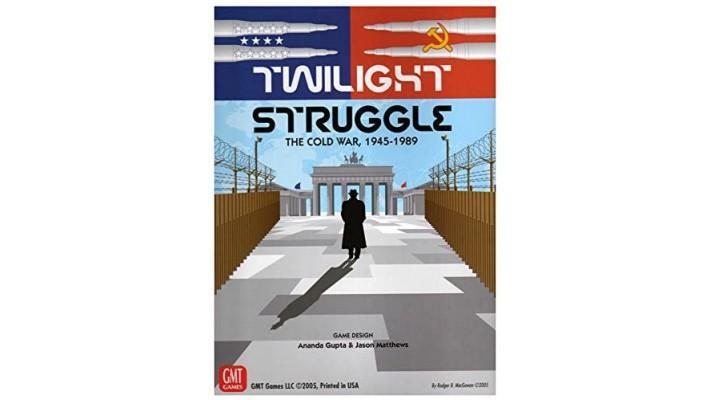 Twilight Struggle Deluxe Edition (EN)