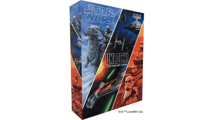 Unlock! - Star Wars (FR)