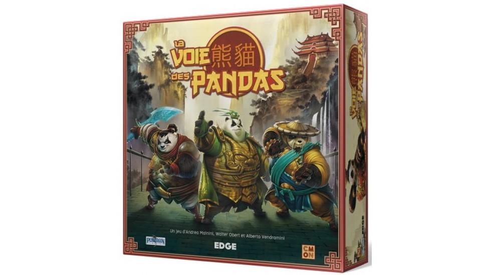 La voie des pandas (FR)