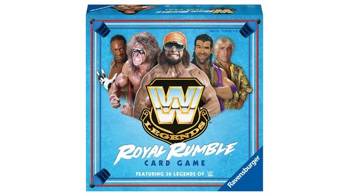 WWE : The Board Game (EN)