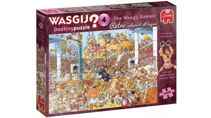 Wasgij ? - Destiny Puzzle - Retro (FR/EN)