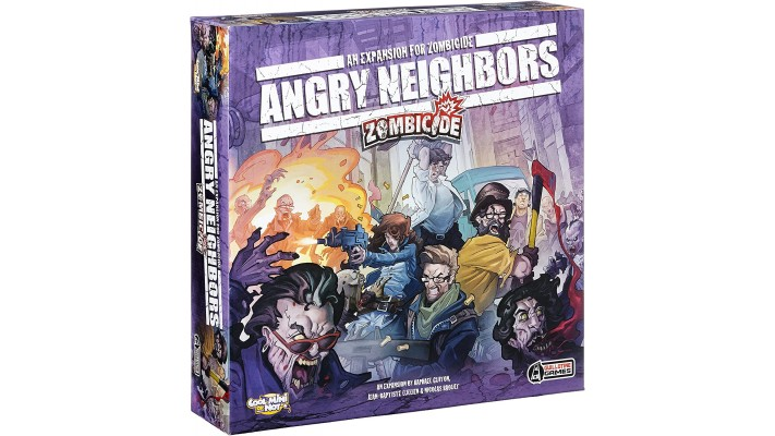 Zombicide - Angry Neighbors (EN)