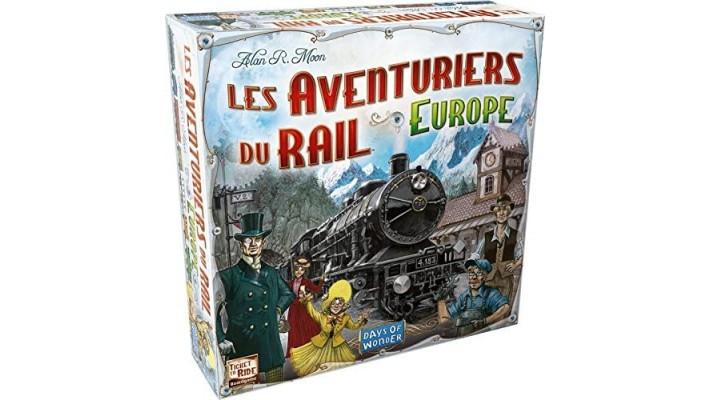 Les Aventuriers Du Rail - Europe (FR)