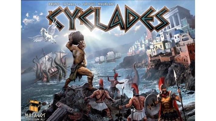 Cyclades (FR)