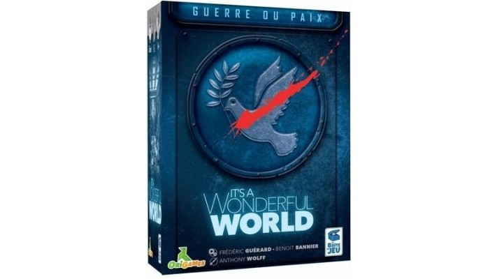 It's a Wonderful World - Guerre ou Paix (FR)