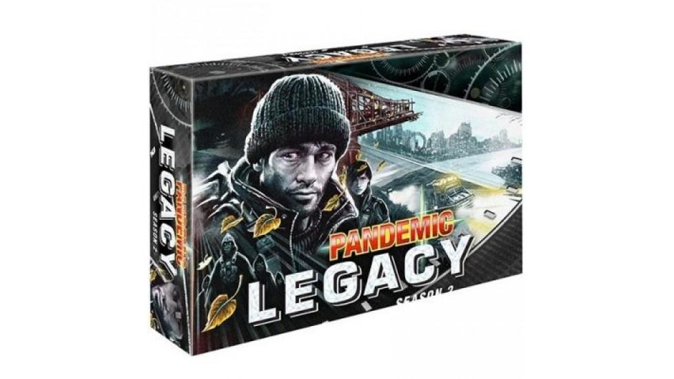 Pandemic - Legacy noir saison 2 (FR)