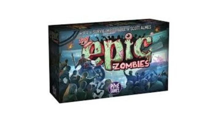 Tiny Epic Zombie (FR)