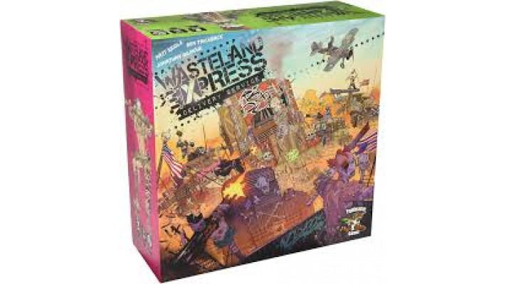Wasteland express (FR)